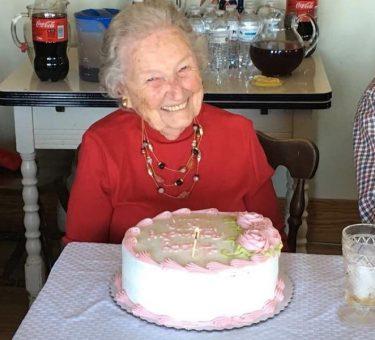Mama Gray Birthday 2017